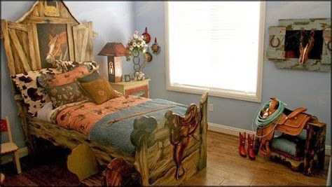 Western Bedroom Decorating Ideas by Decorating Theme Bedrooms Maries Manor Cowboys