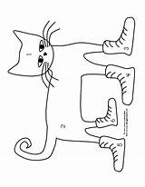 Pete Cat Coloring Number Pages Cats Printable Clipart Printables Preschool Colors Shoes Template Numbers Eyes Dot Books Templates Crafts Yahoo sketch template
