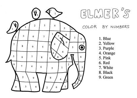 Cuntame Un Cuento Elmer Aula De Elena