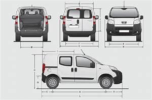 Dimensions Peugeot Partner : peugeot bipper dimensions caract ristiques techniques manuel du conducteur peugeot bipper ~ Medecine-chirurgie-esthetiques.com Avis de Voitures