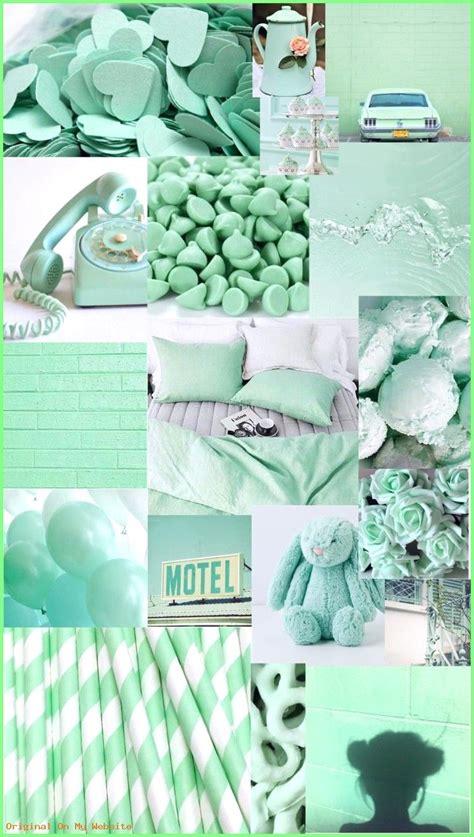 31 wallpaper warna hijau pastel