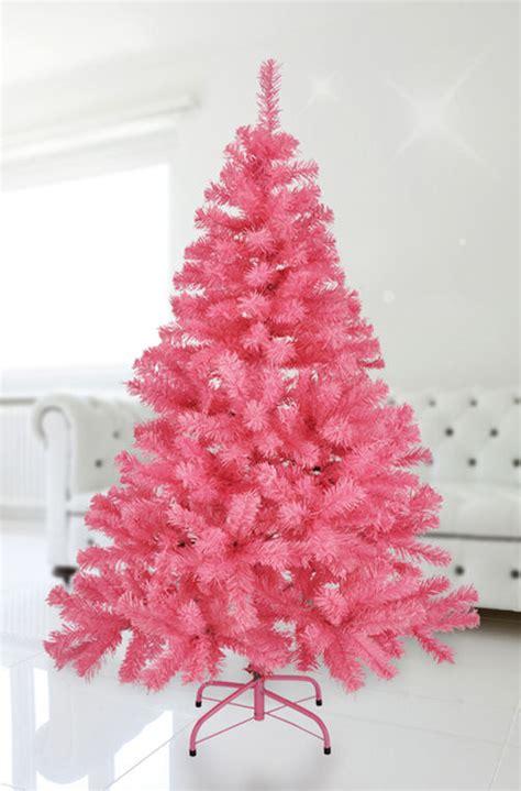 k 252 nstlicher weihnachtsbaum 150 cm in rosa christbaum