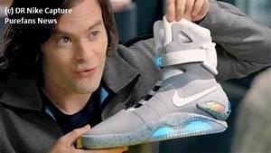 Nike Air Mag : les baskets de Marty McFly pour lutter ...