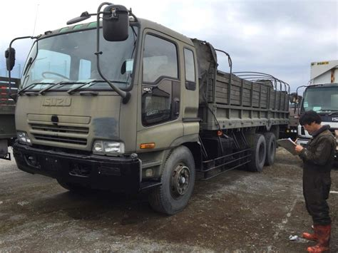 Used Military SUV and trucks | Japanese Used Truck and Car ...