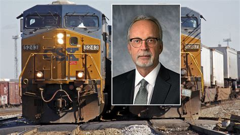 CSX taps COO Jim Foote for CEO role