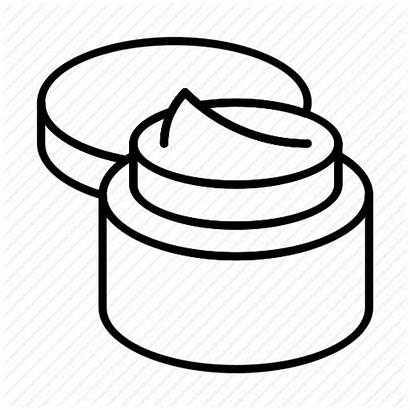 Icon Skincare Clipart Beauty Cream Icons Cosmetic