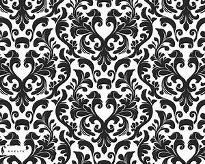 Damask wallpapers, Pattern, HQ Damask pictures | 4K Wallpapers