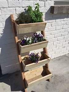 Repurposed, Pallet, Planter
