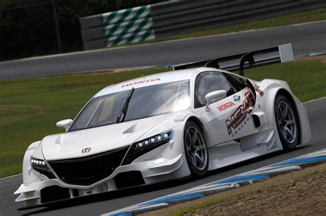 2019 Acura Rance :  Acura Nsx Gt Race Car Coming In 2017