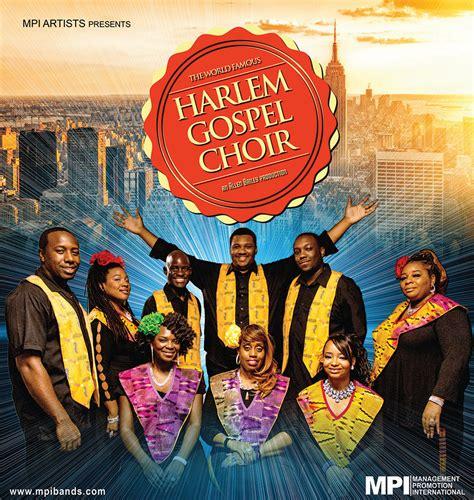 world famous harlem gospel choir