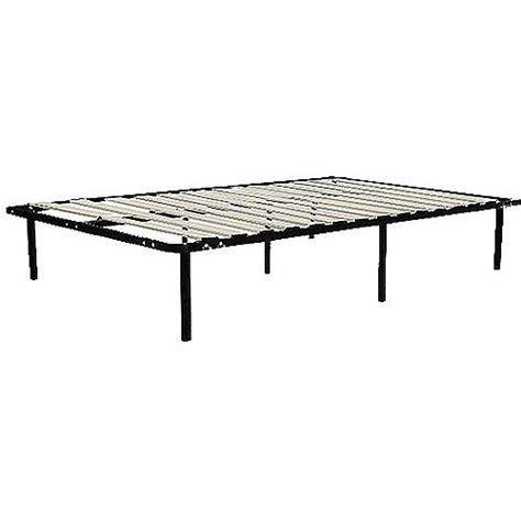 walmart bed frames wooden slat bed frame black walmart