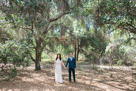 rancho santa botanic garden wedding photography