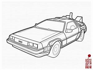 Delorean:BackToTheFuture ver. by BloodyMoogle on ...