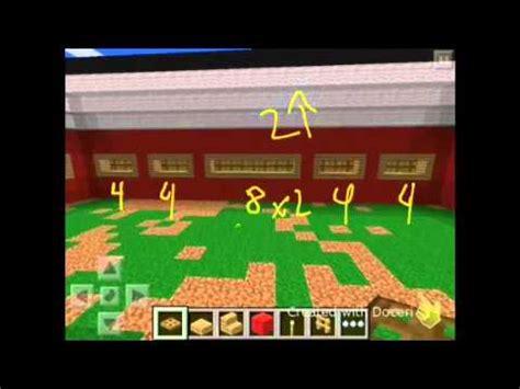 Minecraft Pe Barn by Minecraft Pe How To Make A Barn
