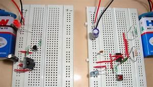 Long Range Ir Transmitter And Receiver Circuit
