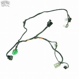 Wire Wiring Harness Jaguar S Type 2001 01