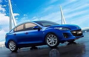 Mazda 3 Sed U00e1n 2011