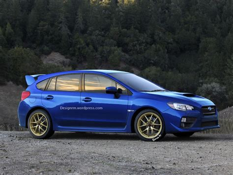 Subaru Wrx Sti Msrp by 2016 Subaru Impreza Wrx Hatchback News Reviews Msrp