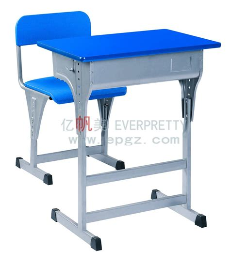 china adjustable school desk chair school furniture
