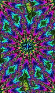 Pin by Nature Lee on Psychedelic grateful   Fractal art ...