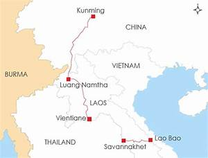 China Gives New Pledge on Lao Rail Project