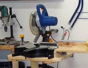 Scie À Onglet Radiale Metabo : scie onglet radiale ~ Voncanada.com Idées de Décoration