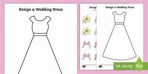 design a wedding dress wedding weddings fine motor skills With design a wedding dress