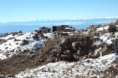 engineers overcome intense conditions  rebuild pikes