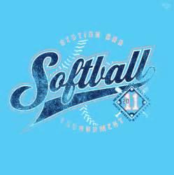 Softball Tournament Shirt Designs