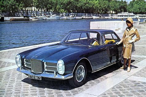 Facel Vega Facel II (1961-1964) specifications | Classic ...