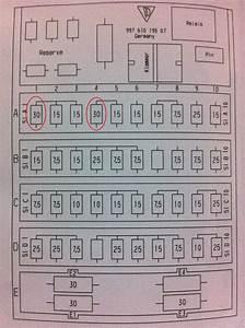 Fuse Panel Diagram Needed  2007 997 1 4s Cpe