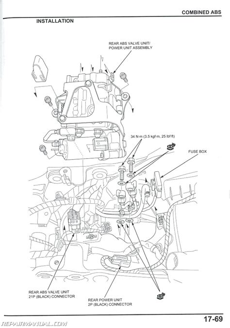 honda civic transmission diagram wiring schematic