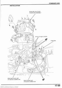 2002 Honda Civic Engine Diagram Ac