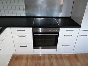 Küche Weiß Hochglanz L Form : gut gepflegte nobilia k che l form aeg ger te magnolia wei hochglanz bilder ansehen in ~ Bigdaddyawards.com Haus und Dekorationen