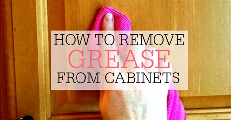 what takes grease kitchen cabinets how to remove grease from cabinets check kitchens and 1999