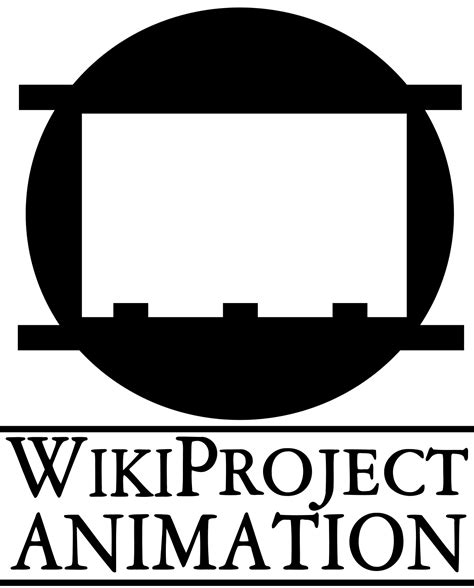 I am trying to animate a text that i created and saved as svg. File:WikiProject Animation logo.svg - Wikipedia