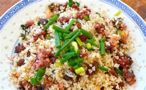 recette cuisine creole reunion recette réunionnaise riz chauffé à la saucisse