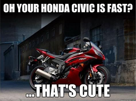 Motorcycle Memes - girl motorcycle memes google search this bitch doesn t fall off rider quotes pinterest
