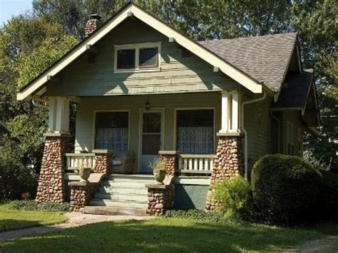 Craftsman And Bungalow Style Homes Craftsman Style Home