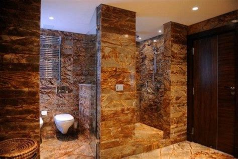 pretty barndominium bathroom rustic  infinity