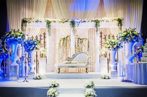 wedding altar stock image image  decoration wedding