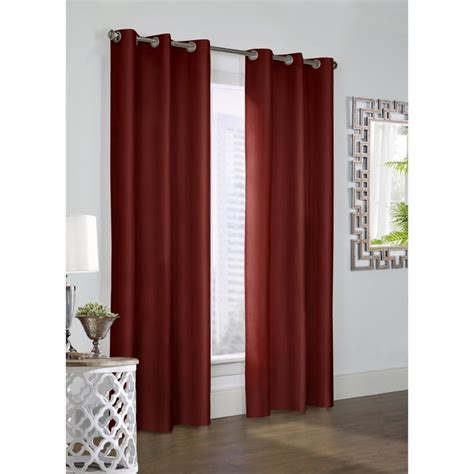 prescott insulated grommet top curtains thermal curtains