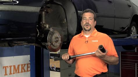 timken tricks   trade finding wheel hub torque