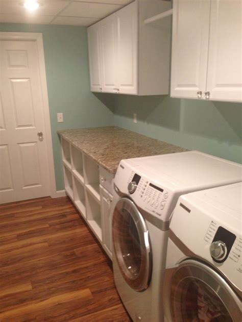 1000  images about Laundry Room in basement on Pinterest