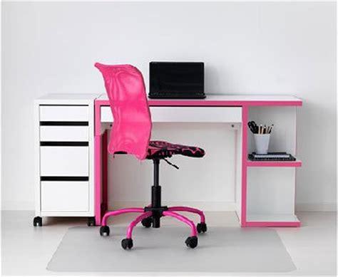 bureau avec rangement ikea bureau enfant ikea pour fille romantique