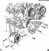 2005 Cadillac Engine Diagram