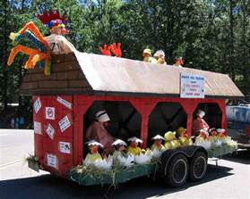Kids Parade Float Ideas