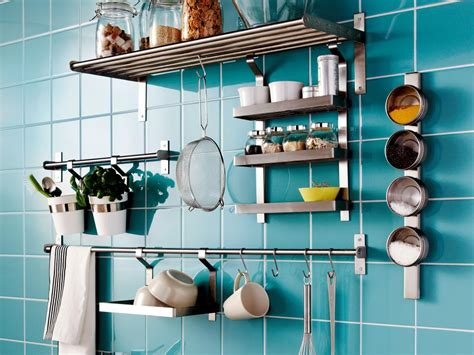 kitchen wall organization ideas 9 ideas to keep your kitchen functional and organized