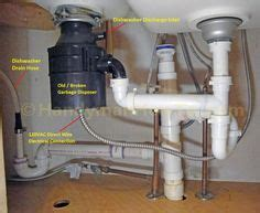 plumbing a kitchen sink with disposal intelligent sink drain scheme image of properly 9144