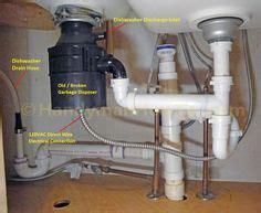 Intelligent Double Sink Drain Scheme Image Properly
